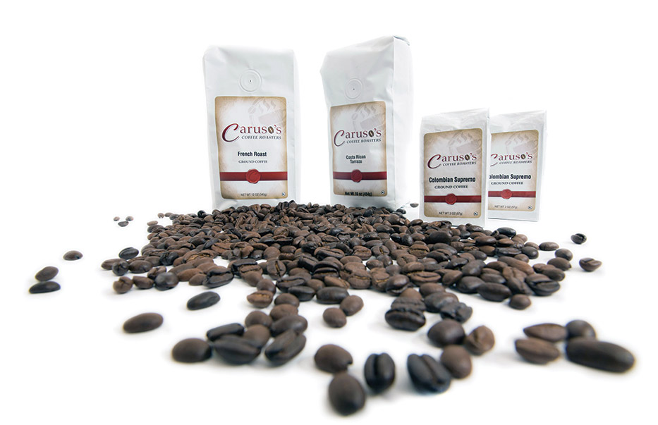 Caruso's services roasting & blending