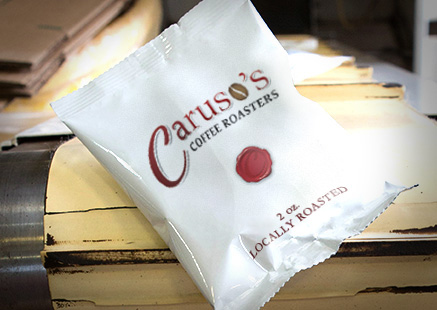Caruso's Coffee Packets
